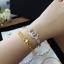 Chanel Bangle กำไลชาแนล งานทอง5 ไมครอนพร้อมส่ง thumbnail 6