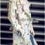 Emmie Elegant Spring Floral Coat with Belt thumbnail 7