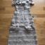 ชุดเดรสเกาหลีพร้อมส่ง เดรสยาวผ้าลูกไม้สีน้ำตาลกากีจากแบรนด์Self Portrait thumbnail 12