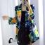 เสื้อผ้าแฟชั่นเกาหลีพร้อมส่ง เสื้อเบรเซอร์ แขนยาวแต่งคอปกมี 3 สี thumbnail 14