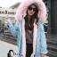 เสื้อผ้าเกาหลีพร้อมส่ง Winter Ultra Warm Jacket thumbnail 1