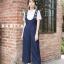 เสื้อผ้าเกาหลีพร้อมส่ง เซทเอี้ยมเนื้อผ้าดีเว่อร์ ไม่ยับมาเป็นเอี้ยมทรงสวย thumbnail 1