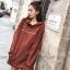 ชุดเดรสเกาหลีพร้อมส่ง มินิเดรส(เสื้อตัวยาว) ผ้ายืด thumbnail 11