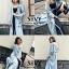 เสื้อผ้าแฟชั่นเกาหลีพร้อมส่ง เสื้อคลุมสไตล์แบรนด์ ZARA thumbnail 2