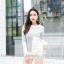 เสื้อไหมพรมงานเกาหลี คอกลม thumbnail 4