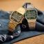 นาฬิกาข้อมือผู้หญิงCasioของแท้ A168WEGC-3 CASIO นาฬิกา ราคาถูก ไม่เกิน สามพัน thumbnail 3