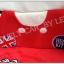 ชุดหุ้มเบาะลาย Hello Kitty แบบเต็มตัวลายธงชาติอังกฤษ (แดง) thumbnail 3