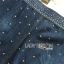 เสื้อผ้าแฟชั่นเกาหลีพร้อมส่ง เชิ้ตเดรสผ้าคอตตอนตัดต่อกระโปรงผ้ายีนส์ thumbnail 9