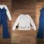 เสื้อผ้าเกาหลีพร้อมส่ง งานเซ็ทเก๋ๆ ทรงสวยด้วยจั้มสูทกางเกง thumbnail 7