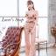เสื้อผ้าแฟชั่นเกาหลีพร้อมส่ง ชุดเซทสายเดี่ยวงาน PTY thumbnail 12