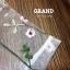 จั้มสูทผ้าโปร่งปักลายดอกไม้เล่นตามทางยาว thumbnail 3