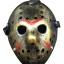 หน้ากาก Jason Friday The 13th ทอง