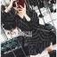 ชุดเดรสเกาหลีพร้อมส่ง มินิเดรสผ้าเครปสีดำพิมพ์ลายดาวสุดหรู thumbnail 9