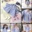 เสื้อผ้าเกาหลีพร้อมส่ง งานน่ารักๆ สไตล์แบบเดียวกับตั๊กตา Bylthe เป๊ะ thumbnail 8