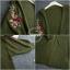 เสื้อผ้าแฟชั่นเกาหลีพร้อมส่ง เสื้อไหมพรมหนานิ่ม งานเสื้อคลุมยาว thumbnail 9