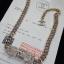 Chanel Pearl Necklace สร้อยคอชาแนลเกรดไฮเอนค่ะพร้อมส่ง thumbnail 4