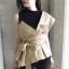เสื้อผ้าเกาหลีพร้อมส่ง เสื้อแบรนด์ดัง veladebangkok ดาราเซเลปดังใส่ thumbnail 3
