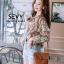 เสื้อผ้าเกาหลีพร้อมส่งเสื้อดีไซต์โดดเด่น ใส่แล้วสวย thumbnail 2
