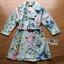 Emmie Elegant Spring Floral Coat with Belt thumbnail 8