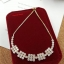 Diamond Bracelet สร้อยข้อมือหูรูดงานสวยมากพร้อมส่ง thumbnail 3