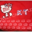 ชุดหุ้มเบาะลาย Hello Kitty แบบเต็มตัวลายธงชาติอังกฤษ (แดง) thumbnail 4