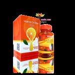 The Health Vitamin C & Zinc 1000 Complex (วิตมินซี และซิงค์ 1000 คอมเพล็ก) 60 เม็ด ส่งฟรี