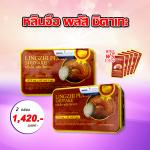 *Promotion* Lingzhi Plus Shiitake หลินจือ พลัส ชิตาเกะ บรรจุ 60 แคปซูล 2กล่องๆละ 710 บาท ส่งฟรี EMS (แถมฟรี อีก 25 แคปซูล)