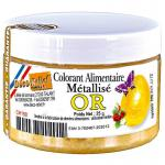 Deco-relief - FOOD COLORING GOLD-25G ( CH150)