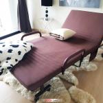 เตียงนอนพับเก็บได้ SF01