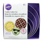 Item# 2308-0914 CIRCLES NESTING COOKIE CUTTERS