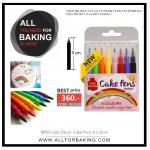 Cake Pens 8 Colors