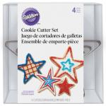 Item# 2308-1215 NESTING STARS COOKIE CUTTERS