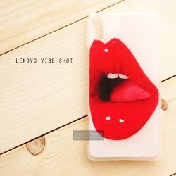 เคส Lenovo Vibe Shot เคสแข็งพิมพ์ลายแบบที่ 4