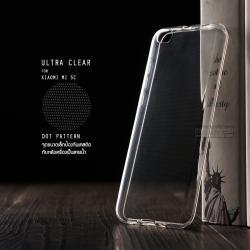 เคส Xiaomi MI 5C เคสนิ่ม ULTRA CLEAR พร้อมจุดขนาดเล็กป้องกันเคสติดกับตัวเครื่อง สีใส