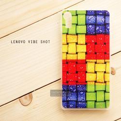 เคส Lenovo Vibe Shot เคสแข็งพิมพ์ลายแบบที่ 9
