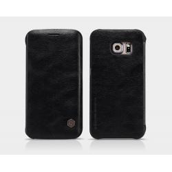 เคส Samsung Galaxy S7 เคสฝาพับ Nillkin Premium Series ของแท้ สีดำ