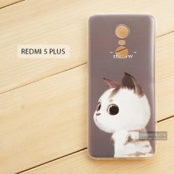 เคส Redmi 5 Plus เคสนิ่ม TPU พิมพ์ลาย แบบที่ 3