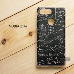 เคส Nubia Z17s เคสนิ่ม TPU พิมพ์ลาย แบบที่ 4