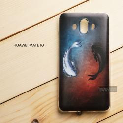 เคส Huawei Mate 10 เคสนิ่ม TPU พิมพ์ลาย แบบที่ 2