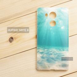 เคส Huawei Mate 8 เคสนิ่ม TPU พิมพ์ลาย แบบที่ 2