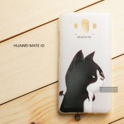 เคส Huawei Mate 10 เคสนิ่ม TPU พิมพ์ลาย แบบที่ 4