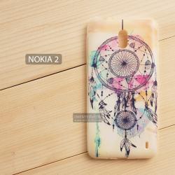 เคส Nokia 2 เคสนิ่ม TPU พิมพ์ลาย แบบที่ 5 Dream Catcher