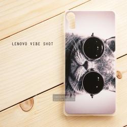 เคส Lenovo Vibe Shot เคสแข็งพิมพ์ลายแบบที่ 1