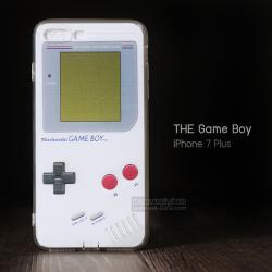 เคส iPhone 7 Plus และ 8 Plus เคสนิ่ม TPU พิมพ์ลาย Gameboy