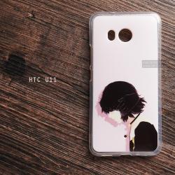 เคส HTC U11 เคสนิ่ม TPU พิมพ์ลาย แบบที่ 17