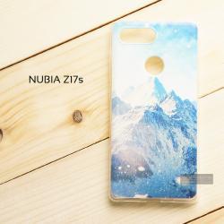 เคส Nubia Z17s เคสนิ่ม TPU พิมพ์ลาย แบบที่ 1