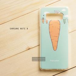 เคส Samsung Galaxy Note 8 เคสนิ่ม TPU พิมพ์ลาย แบบที่ 4