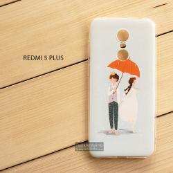 เคส Redmi 5 Plus เคสนิ่ม TPU พิมพ์ลาย แบบที่ 14