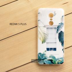 เคส Redmi 5 Plus เคสนิ่ม TPU พิมพ์ลาย แบบที่ 10