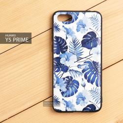 เคส Huawei Y5 Prime (2018) เคสนิ่ม TPU พิมพ์ลาย (ขอบดำ) แบบที่ 4